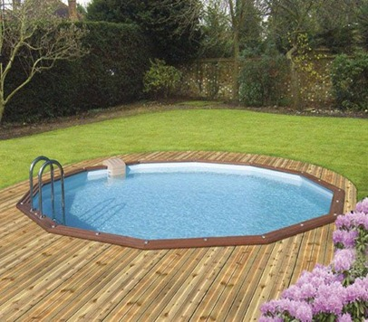 image piscine enterrée